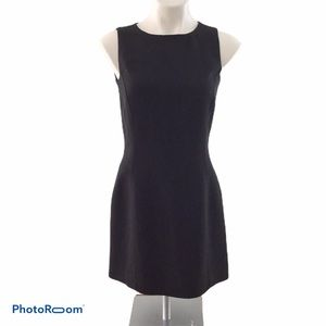 INC fitted sleeveless dress.